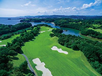合歓の郷ゴルフクラブの写真