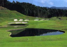 双鈴ゴルフクラブ<br />土山コースの写真