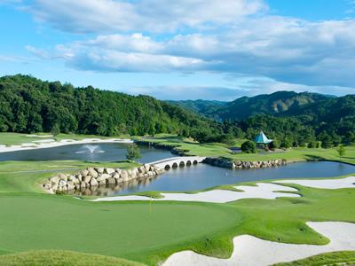 かさぎゴルフ倶楽部の写真
