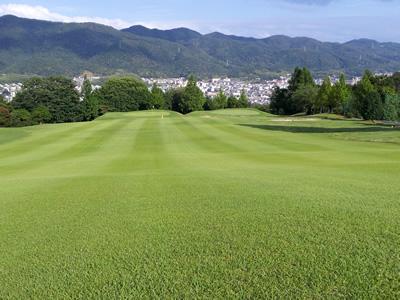 伏見桃山ゴルフコースの写真