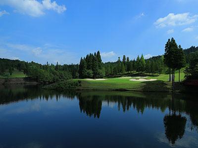 JOYXゴルフ倶楽部 上月コースの写真