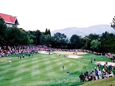 山の原ゴルフクラブの写真