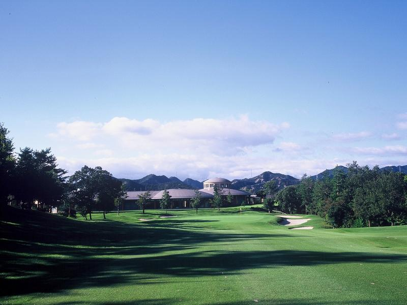 高室池ゴルフ倶楽部の写真