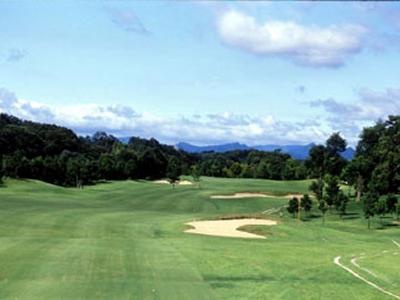 ダンロップゴルフコースの写真