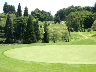 奈良パブリックゴルフ場の写真