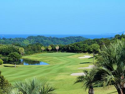 朝日ゴルフクラブ<br />白浜コースの写真