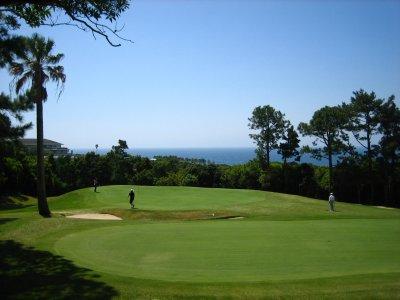 白浜ゴルフ倶楽部の写真