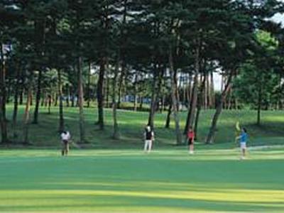 金ヶ崎ゴルフコース&ロッジ(閉鎖)