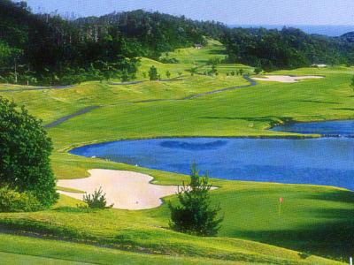 旭国際浜村温泉ゴルフ倶楽部の写真