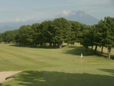 米子ゴルフ場の写真