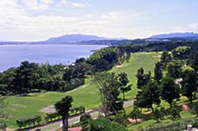 島根ゴルフ倶楽部宍道湖コースの写真