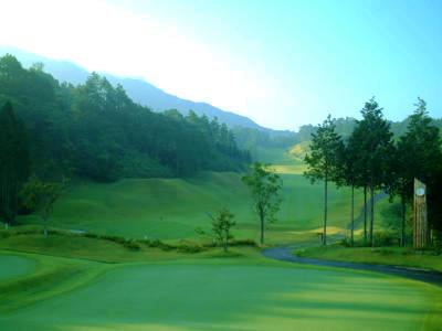 奥津ゴルフ倶楽部の写真