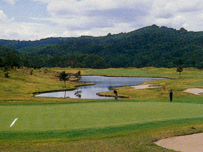 チェリーゴルフクラブ吉和の森コースの写真