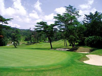山口レインボーヒルズ泉水原ゴルフクラブの写真