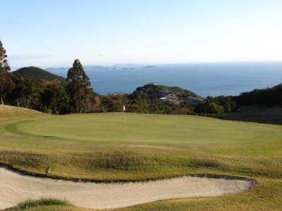 小豆島シーサイドゴルフクラブの写真