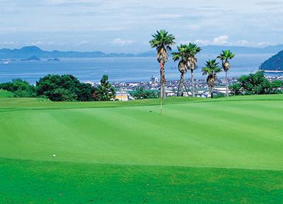 奥道後ゴルフクラブの写真