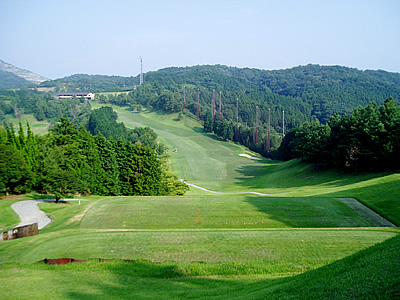 皐月ゴルフ倶楽部<br />竜王コースの写真