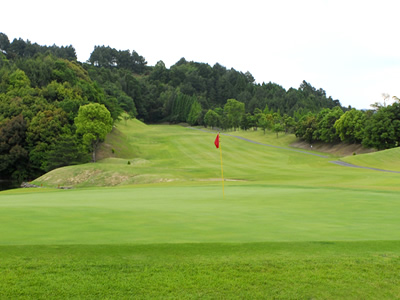 八女上陽ゴルフ倶楽部の写真