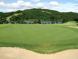 佐世保カントリー倶楽部<br />石盛岳ゴルフコースの写真