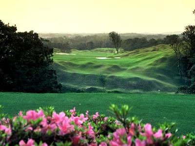九州ゴルフ倶楽部<br />小岱山コースの写真