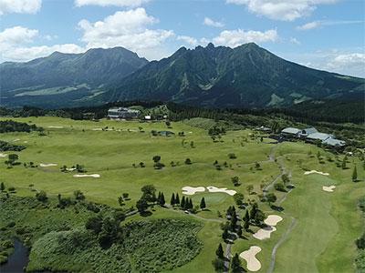 阿蘇高森ゴルフ倶楽部の写真