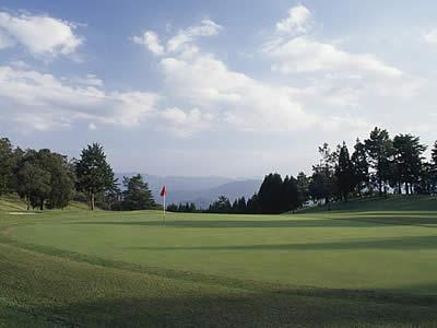 別府の森ゴルフ倶楽部