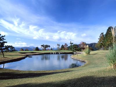 湯布高原ゴルフクラブの写真