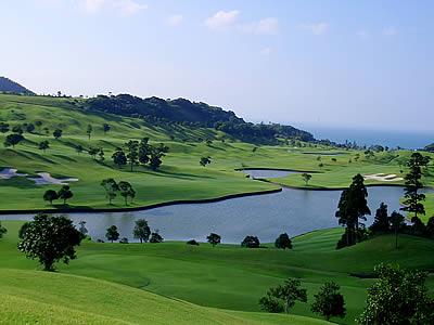 青島ゴルフ倶楽部の写真