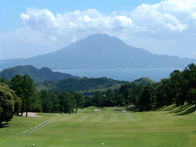鹿児島国際ゴルフ倶楽部の写真