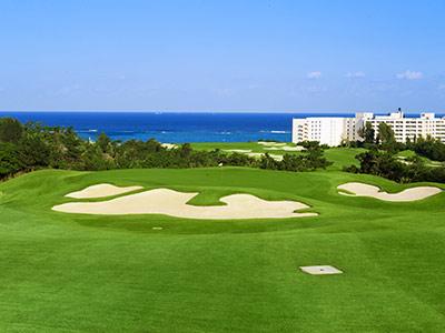 沖縄国際ゴルフ倶楽部の写真