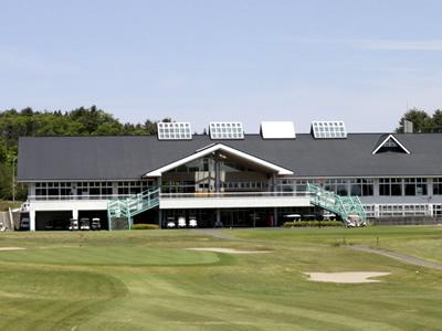 秋田森岳温泉36ゴルフ場の写真