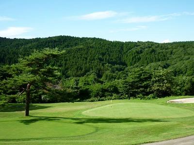 秋田プレステージゴルフ倶楽部の写真