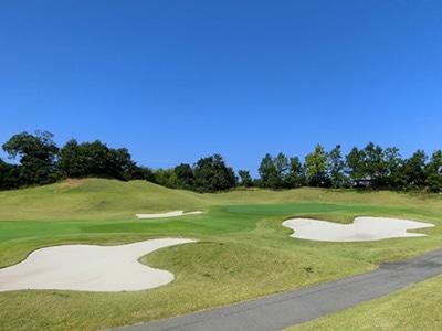 山代ゴルフ倶楽部<br />キングコースの写真