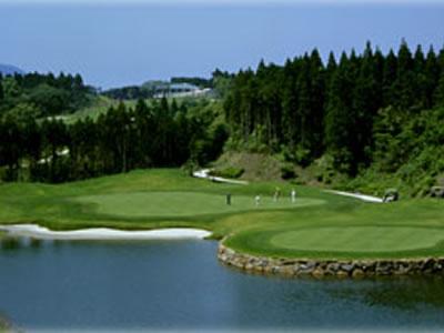 日南串間ゴルフコースの写真