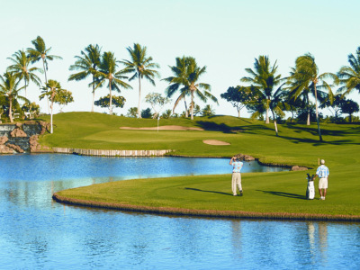 コオリナゴルフクラブ(ハワイ オアフ)