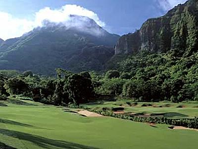 コオラウゴルフコース(ハワイ オアフ)
