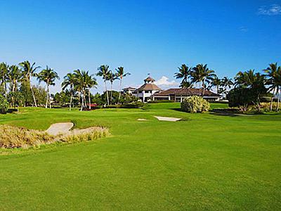 ワイコロアゴルフクラブ キングスコース(ハワイ島)