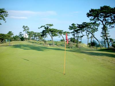 大磯ゴルフコースの写真