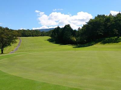 昭和の森ゴルフ場