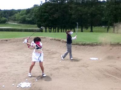 【レッスン】新東京ゴルフアカデミーの写真