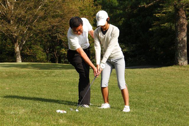 【レッスン】ゴルフパラダイス...