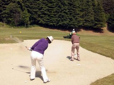 【レッスン】オタゴルフスクールの写真