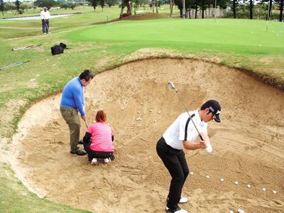 【レッスン】ワンステップゴルフアカデミーの写真