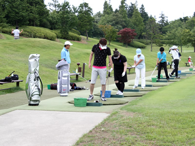 【レッスン】TGAつくばゴルフアカデミーの写真