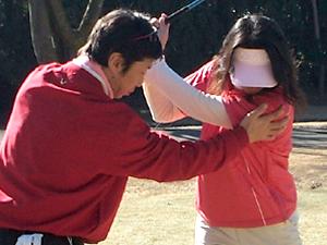 【レッスン】美浦ゴルフ倶楽部 高松次郎プロの写真