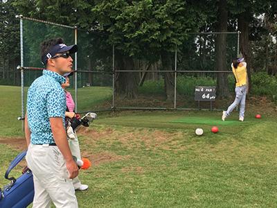 【レッスン】フロンティアゴルフアカデミー