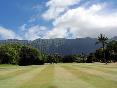 オロマナゴルフクラブ(ハワイ オアフ)...