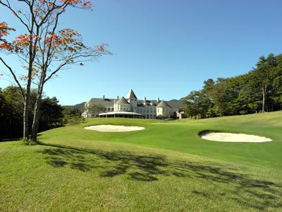 那須ハイランドゴルフクラブ コナミスポーツクラブ 初心者用ゴルフコース