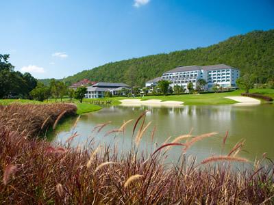 アルパイン・ゴルフリゾート ・チェンマイ (ALPINE GOLF RESORT CHIANG MAI) (タイ)