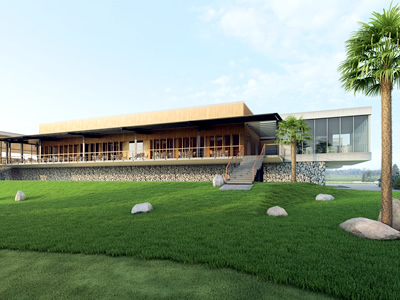 サイアム・カントリークラブ・ウォーターサイドコース (SIAM COUNTRY CLUB WATERSIDE COURSE) (タイ)...
